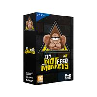Do Not Feed The Monkeys: Collector's Edition PS4
