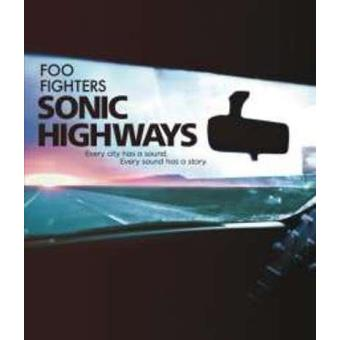 Sonic highways (Formato Blu-Ray)