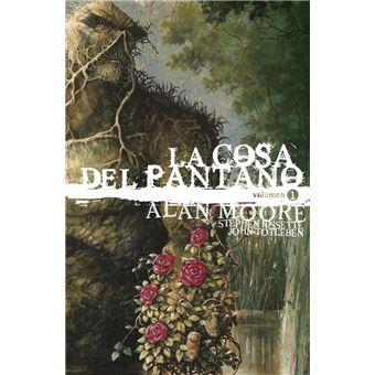 La cosa del pantano de Alan Moore Ed. Deluxe Vol. 1