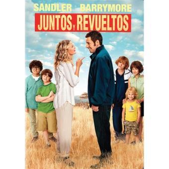 Juntos y revueltos - DVD