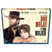Dos Mulas y Una Mujer - Blu-ray Ed Horizontal