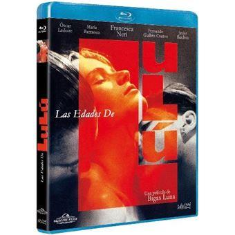 Las edades de Lulú - Blu-Ray