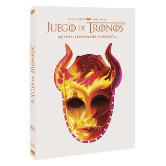 Juego de Tronos - Temporada 5 - Ed. Limitada DVD
