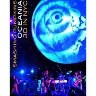 Oceania: Live In NYC (Formato Blu-Ray)