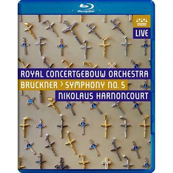 Bruckner - Symphony No.5 - Blu-Ray