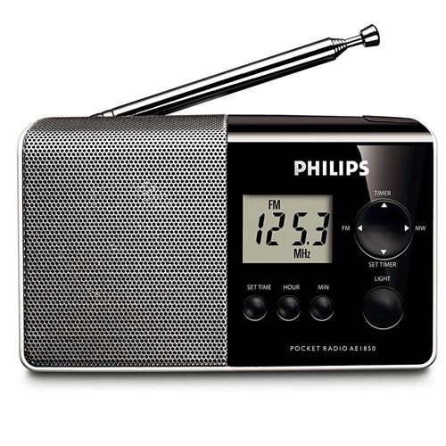 Radio PortĂĄtil Philips AE1850/00 AM/FM
