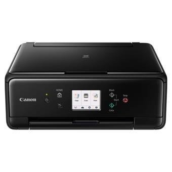 Impresora multifunción Canon Pixma TS6150 Wi-Fi Negro