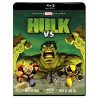 Hulk Vs Thor y Lobezno - Blu-Ray