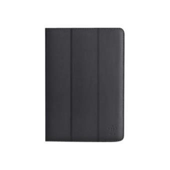 """Funda Belkin Cubierta de tres pliegues y soporte para Galaxy Tab S 10,5"""" Negro"""