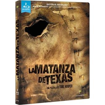 La matanza de Texas - Blu-Ray  Ed 40 aniversario