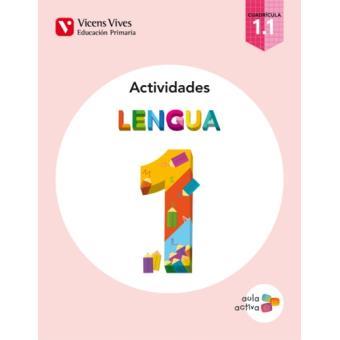 Lengua 1.1 Actividades Cuadrícula Aula Activa
