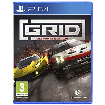 GRID Ultimate Edition PS4