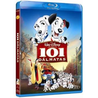 101 dálmatas - Blu-Ray