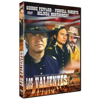 Los valientes - DVD