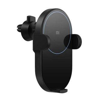 Soporte cargador de coche Xiaomi Mi Wireless Car Charger Negro para smartphone
