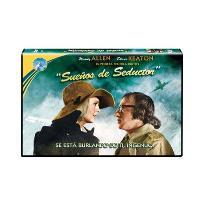 Sueños de un seductor- DVD Ed Horizontal