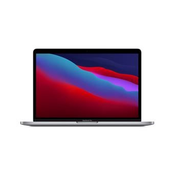 Apple MacBook Pro 13,3'' M1 256GB Touch Bar Gris espacial