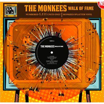 The Monkees. Walk Of Fame - Vinilo Color