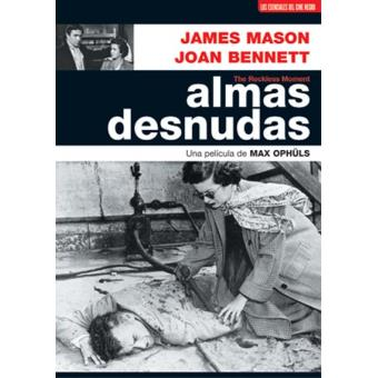 Almas desnudas - DVD