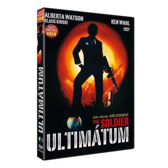 Ultimátum (The Soldier) - DVD