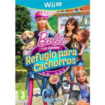 Barbie: Refugio para cachorros de Barbie y sus hermanas Wii U
