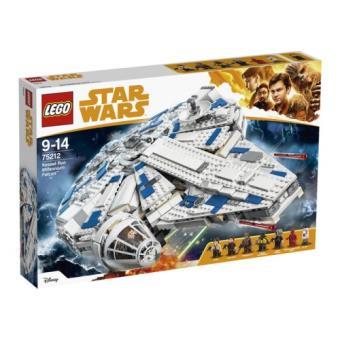 LEGO Star Wars - Halcón Milenario del corredor de Kessel