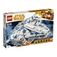 LEGO Star Wars TM 75212 Halcón Milenario del corredor de Kessel