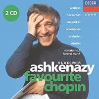 Favourite Chopin (2 CD) Vladimir Ashkenazy