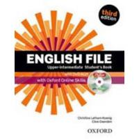 English File Upper-intermediate Student's Book+Workbook with Key (Pack)