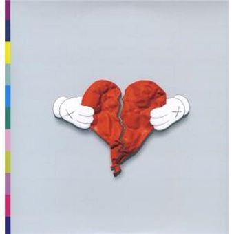 808s & Heartbreak - 2 Vinilos + CD