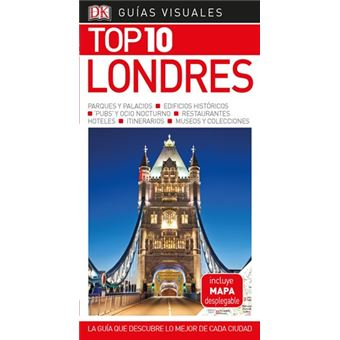 DK Eyewitness Travel Guide - Top 10 - Londres