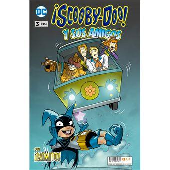¡Scooby-Doo! y sus amigos 3
