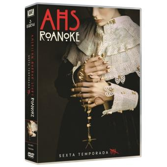 American Horror Story: Roanoke  Temporada 6 - DVD