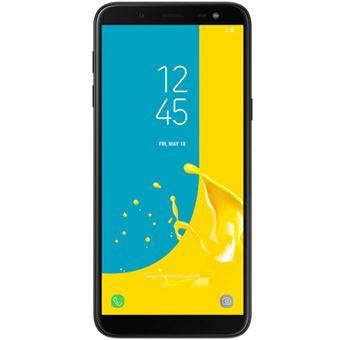 "Samsung Galaxy J6 5.6"" 32GB Negro Dual SIM"