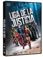 Liga de la Justicia - DVD