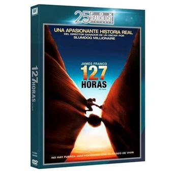127 horas  Ed 25 Aniversario Fox Searchlight - DVD