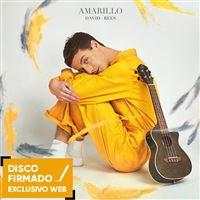 Amarillo - Disco Firmado