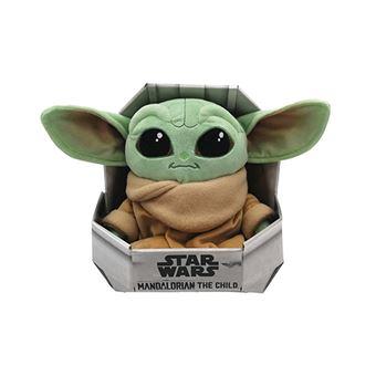 Peluche The Mandalorian Baby Yoda en caja 25 cm