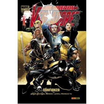 Los Nuevos Vengadores 7. Confianza. Marvel Deluxe