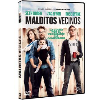 Malditos vecinos - DVD