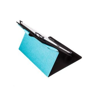 Funda con soporte SilverHT Rotatory 360º Azul para tablet 9-10,1''