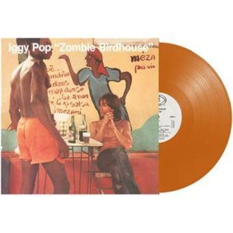 Zombie birdhouse - Vinilo Naranja