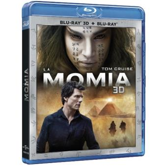 La momia - 3D + Blu-Ray