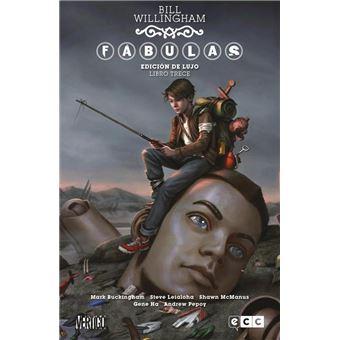 Fábulas: Edición de lujo - Libro 13