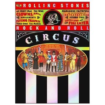 The Rolling Stones Rock And Roll Circus - DVD