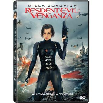 Resident Evil 5: Venganza - DVD