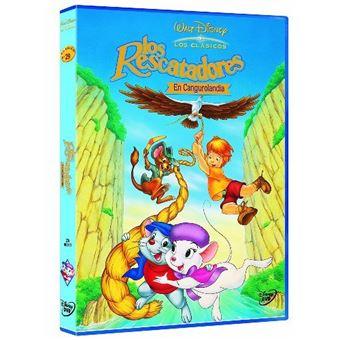 Los rescatadores en Cangurolandia - DVD