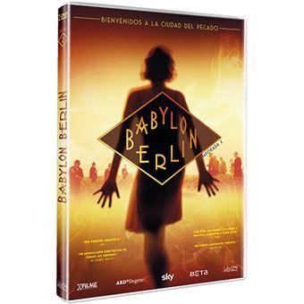 Babylon Berlin - Temporada 2 - DVD