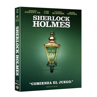Sherlock Holmes  Ed Iconic - Blu-Ray