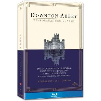 Downton AbbeyDownton Abbey - Temporadas 1- 4 - Blu-ray